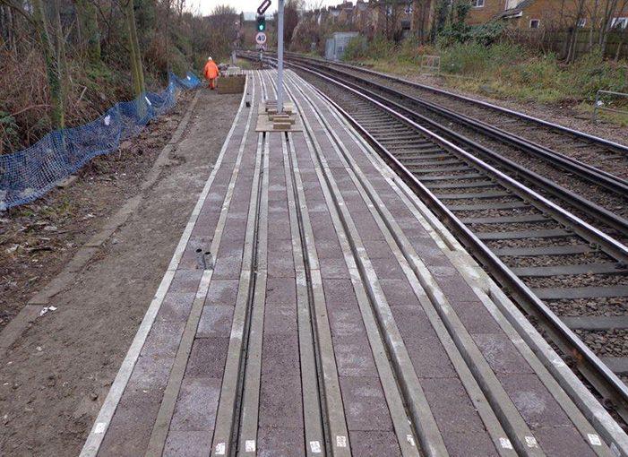 Charlton Station Platform Extension