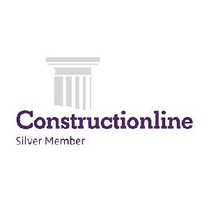 CONSTRUCTION LINE SILVER